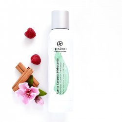 Cinnamon and Raspberry Body Oil