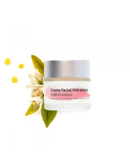 Crema Facial de Argán 50 ml