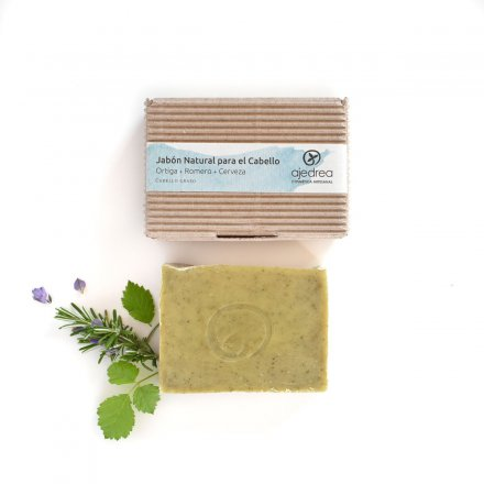 Nettle and Rosemary Soap