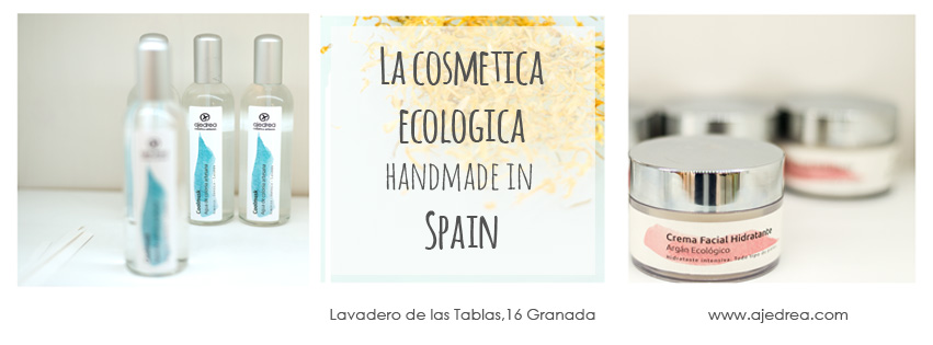 ajedrea cosmetica ecologica españa