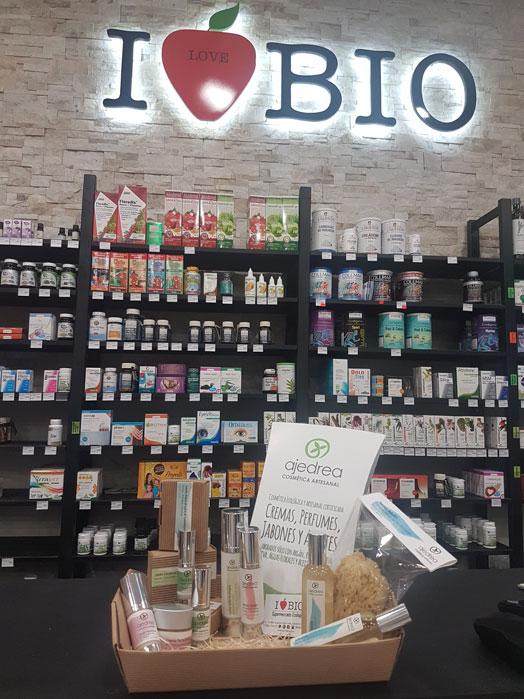 Supermercado ecologico i love bio