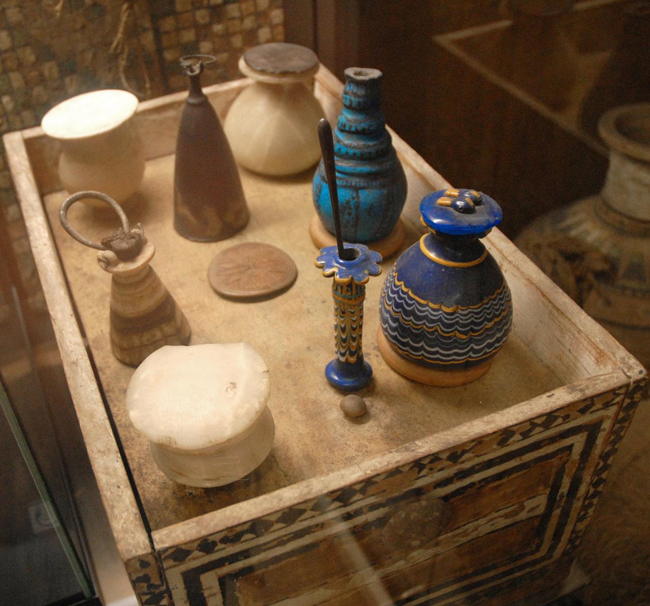 envases cosmeticos egipto