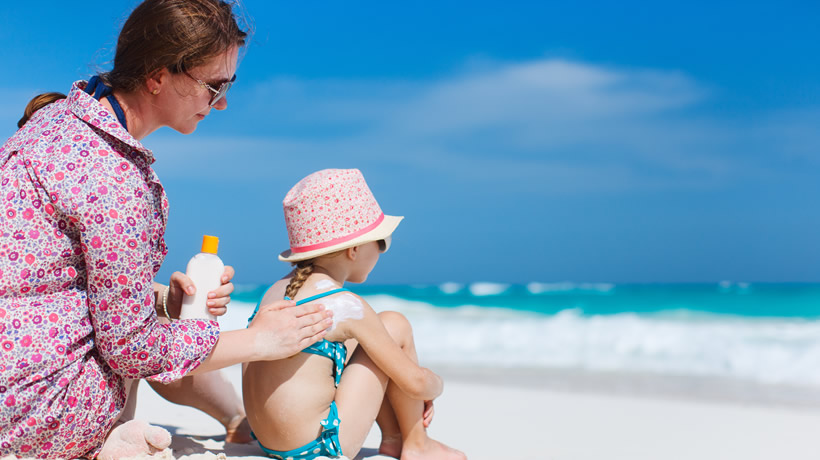 cuidado de tu piel en verano