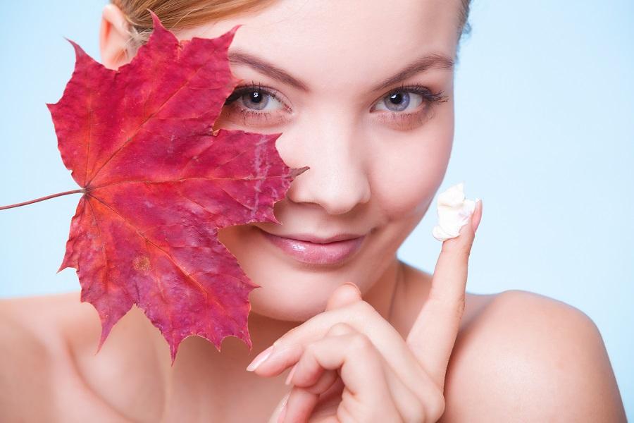 consejos cuidado piel en otoño con cosmetica bio