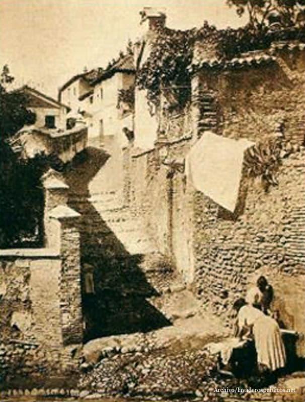 lavanderas en Granada