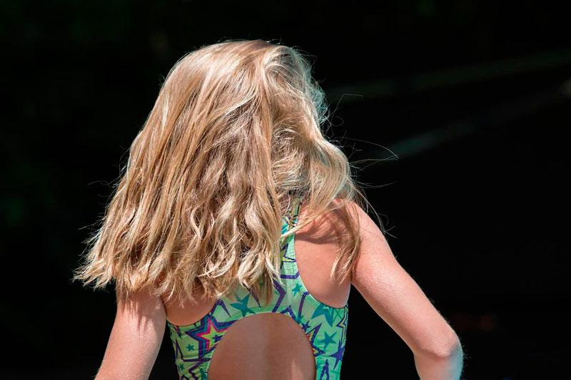 no lavar el pelo solo con acondicionador