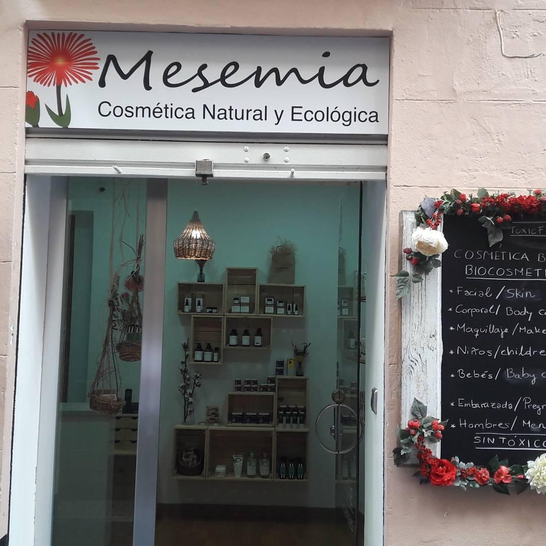mesemia tienda ecologica en cadiz