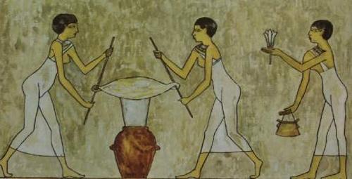 Produccion de perfumes en el antiguo egipto