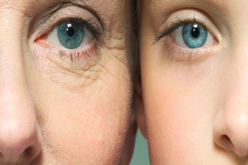 rutina facial antiedad