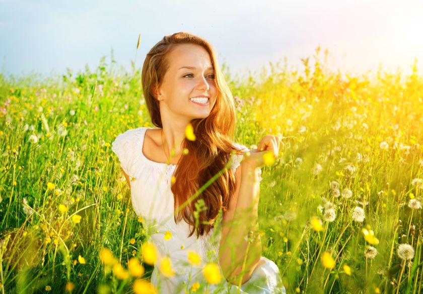 rutina cuidado facial para primavera con cosmetica ecologica